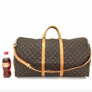 Louis Vuitton Bags - xtra pix: Louis Vuitton Keepall Bandouliere Bag